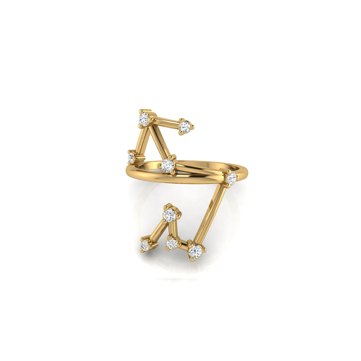 Scorpio Constellation Ring - Tippy Taste Jewelry