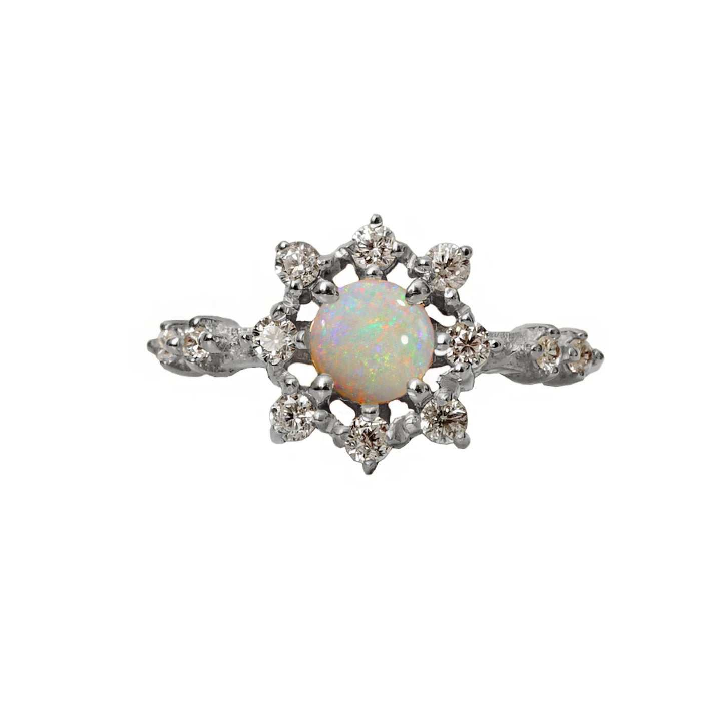 Limited Edition: Starlight Opal Ring