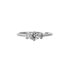 Tiara Ring - Tippy Taste Jewelry