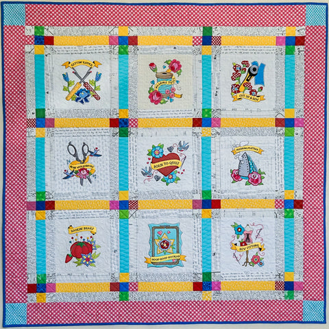 Makers Quilt