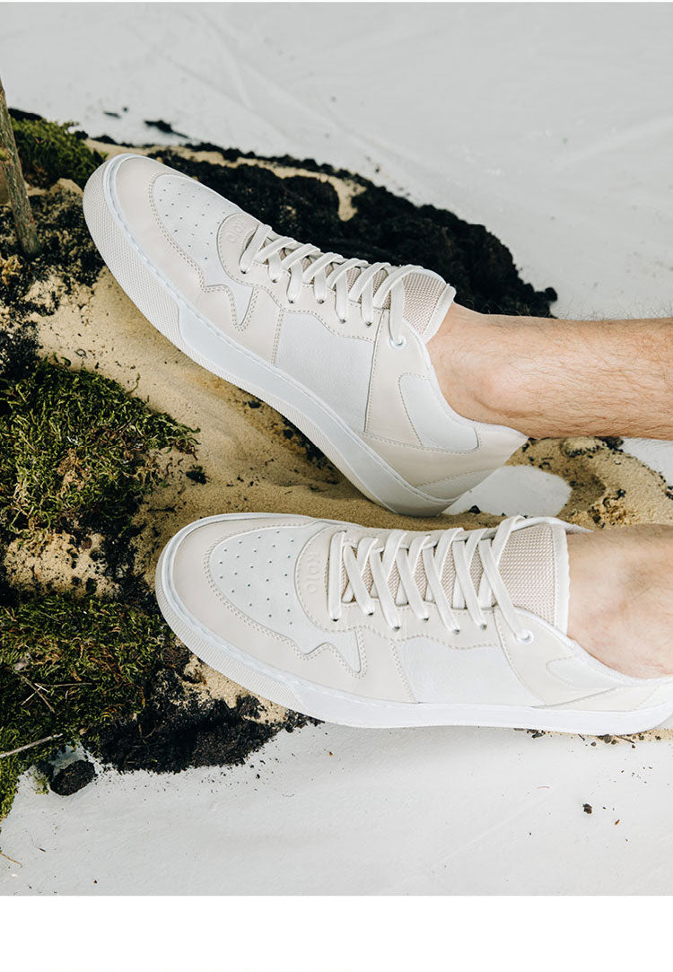 Metro Lookbook | Low-top sneaker | KOIO