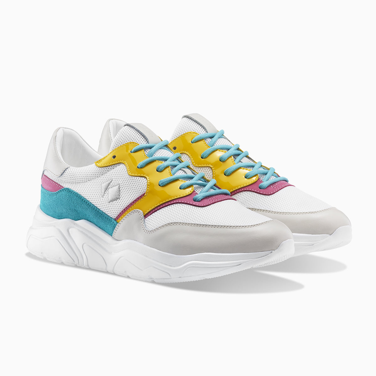 a9fef0c6af864 Men's Low Top Sneaker | Koio Avalanche Rad – KOIO