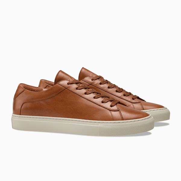 womens all leather sneakers