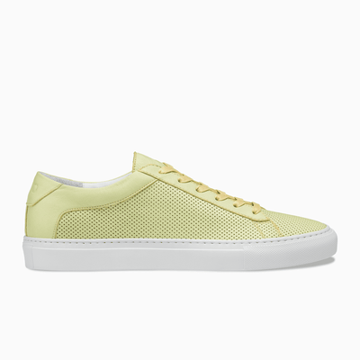 Capri Lemon Perforated