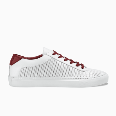 Capri Red Chili Perforated