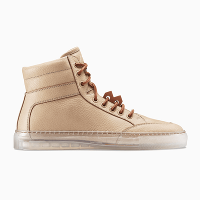 Women's High Top Leather Sneakers | Koio x Bradley Duncan | KOIO