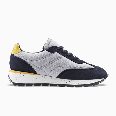 Retro Runner Grey/Navy