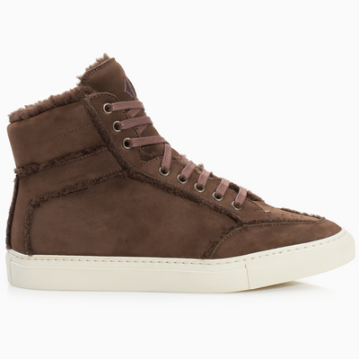 Primo Chocolate Shearling