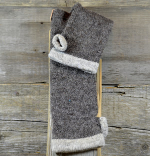 Fine Knit arm warmers