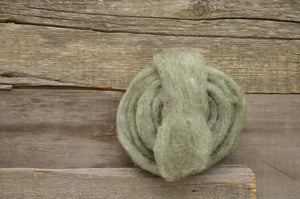Load image into Gallery viewer, Wool Fibre Sage
