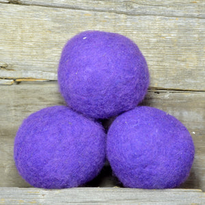 Solid Colors - Dryer Balls