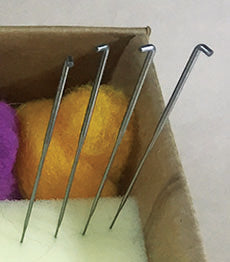 Reverse Felting Needle Pack