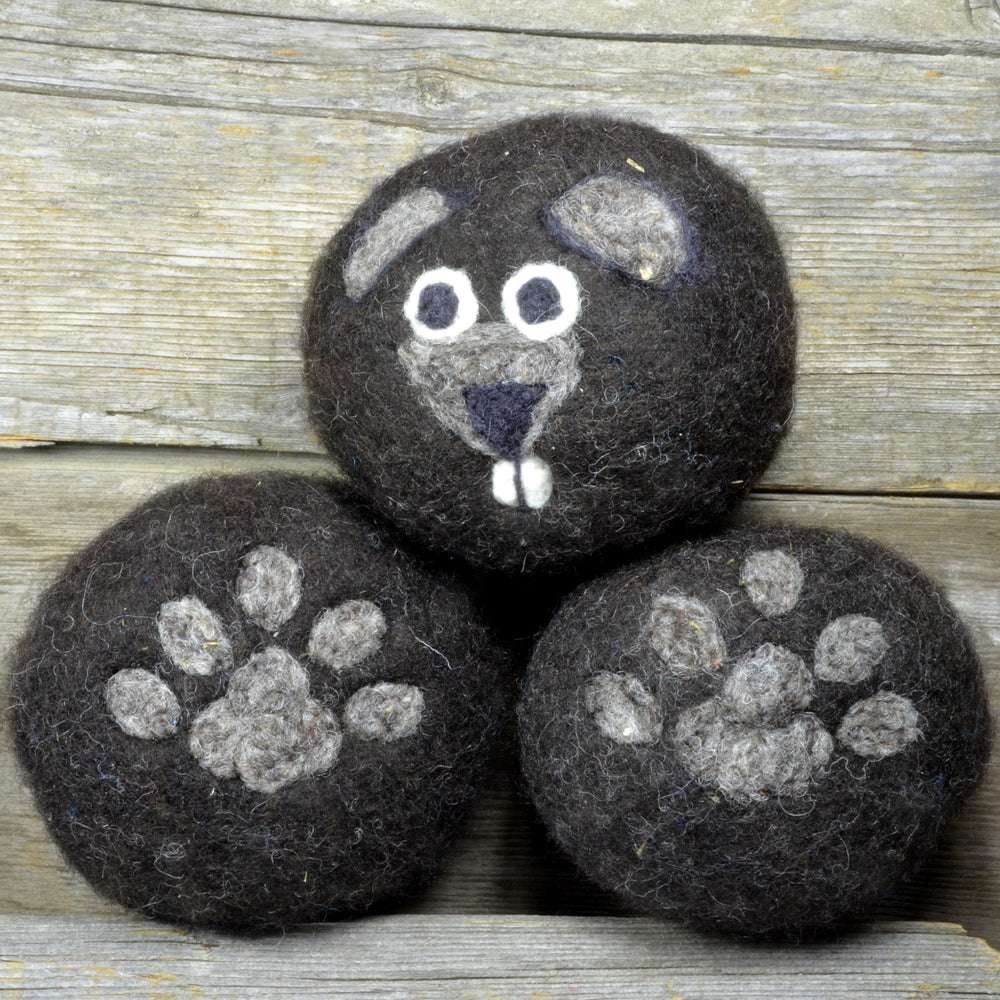 Load image into Gallery viewer, Beaver dryer balls