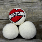mothers day dryer ball set