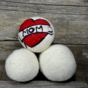 Load image into Gallery viewer, mothers day dryer ball set