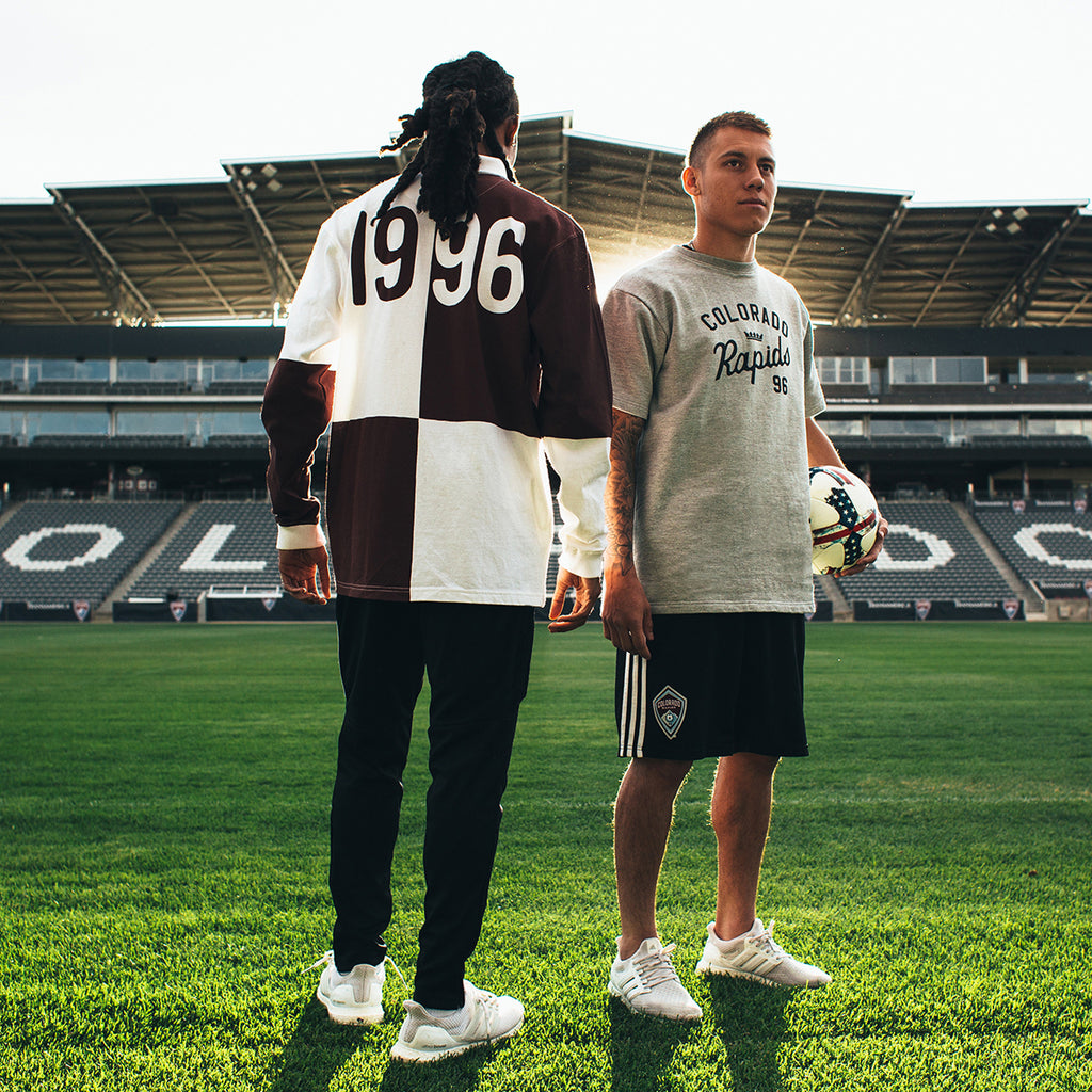 Jiberish x Colorado Rapids - Major League Soccer // May 3rd