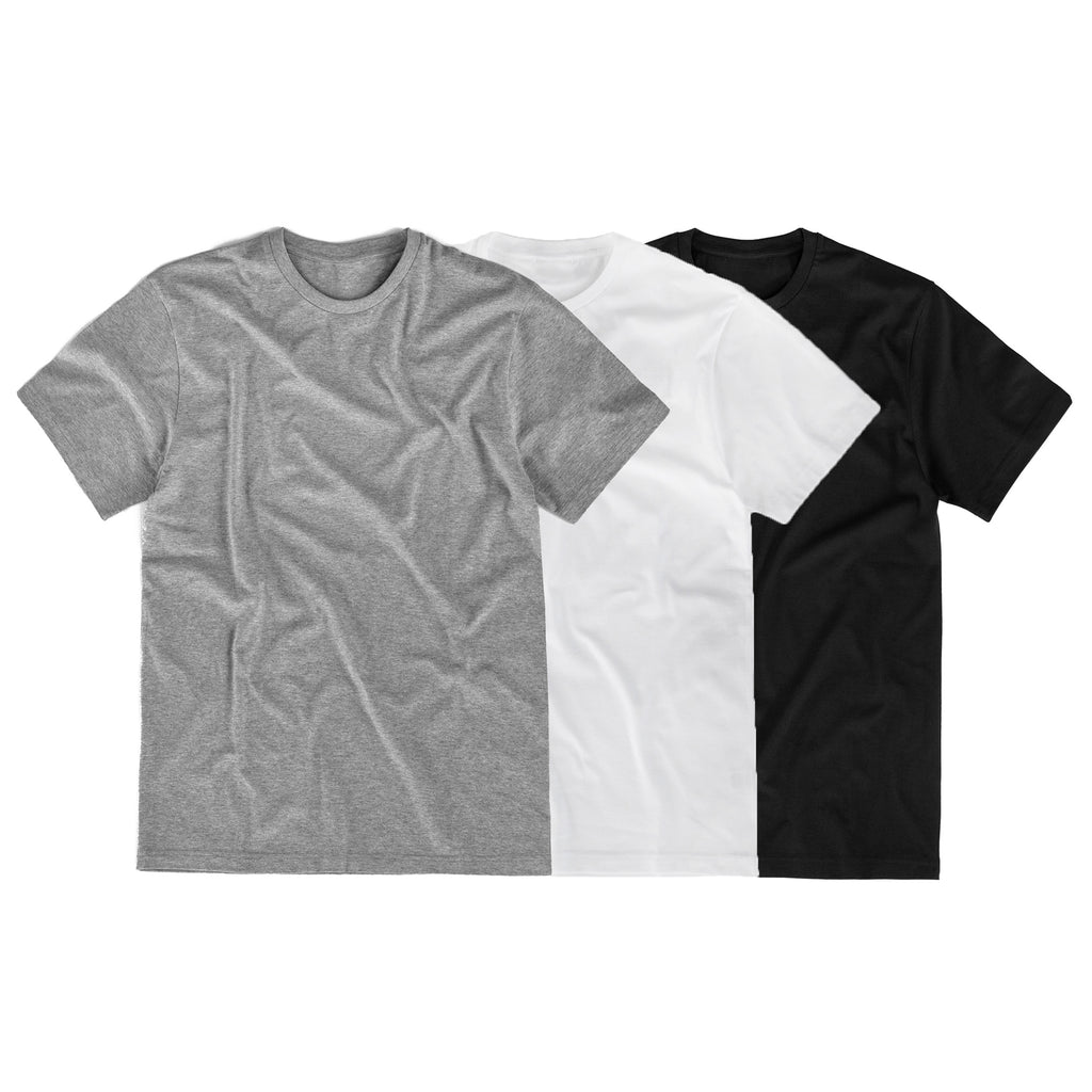 Supima Cotton Essential Tees