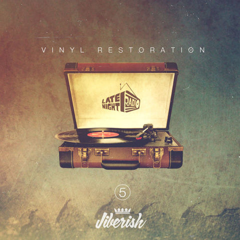"Late Night Radio ""Vinyl Restoration Vol. 5"""