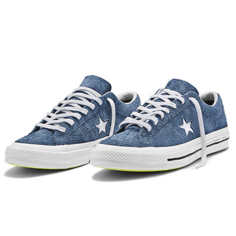 "Converse One Star '74 ""Fragment Design"" - Navy"