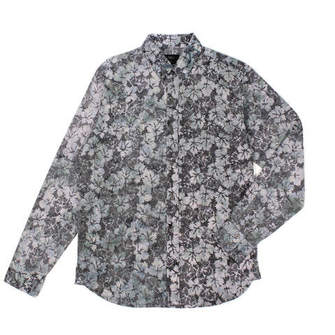 Backwoods Foliage Button Down