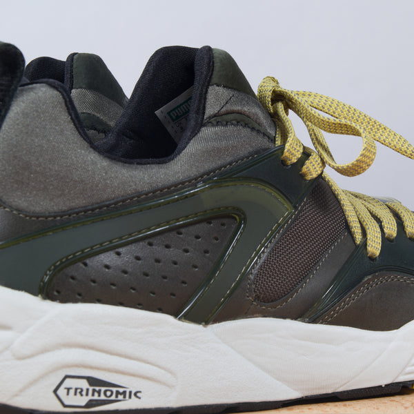Puma Blaze of Glory Leather - Forest Night