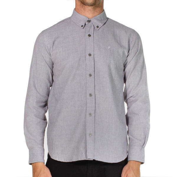 Striped Conductor Button Down