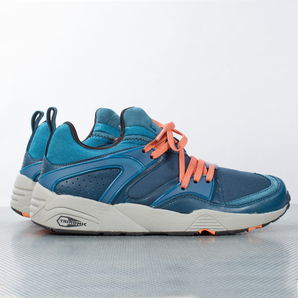 Puma Blaze of Glory Leather - Leigon Blue