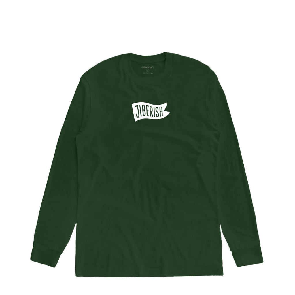 Pennant Long Sleeve Forest