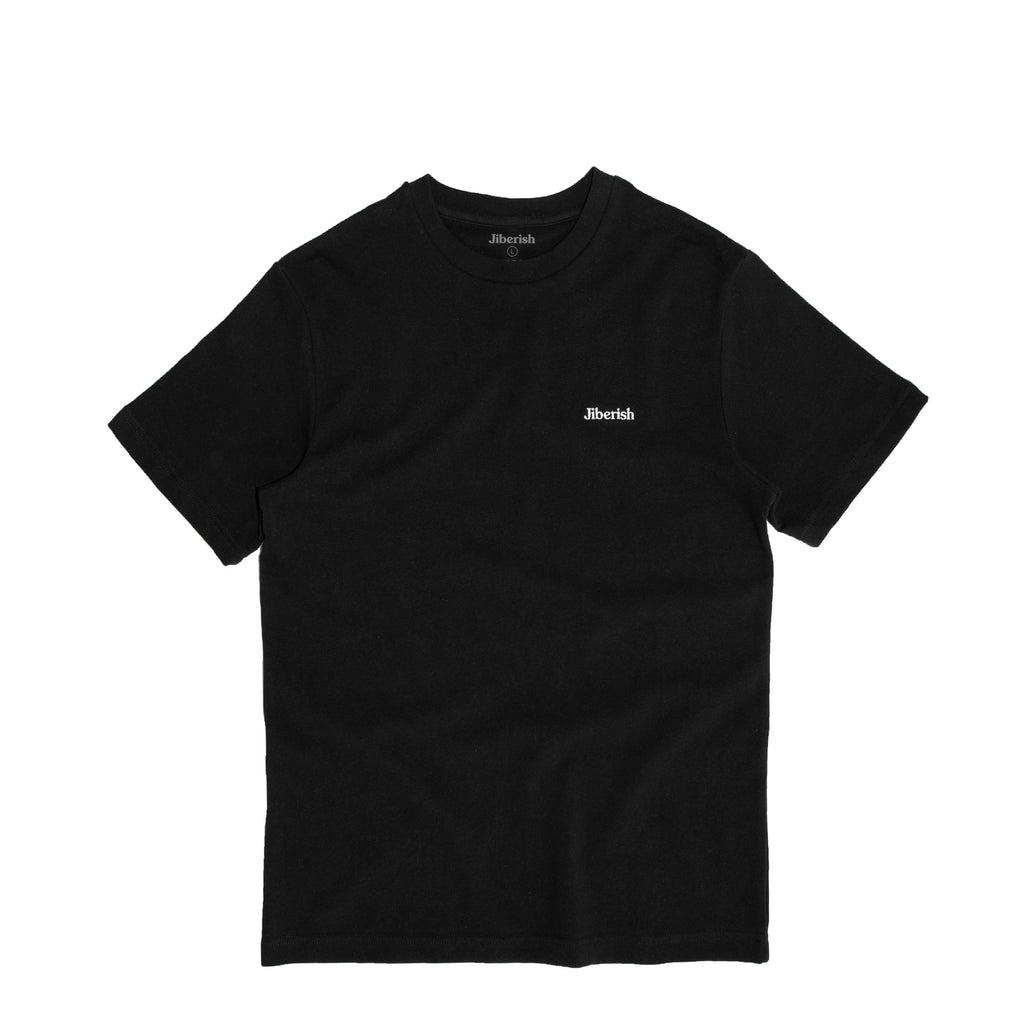 Hometown Baby French Terry T-shirt Black
