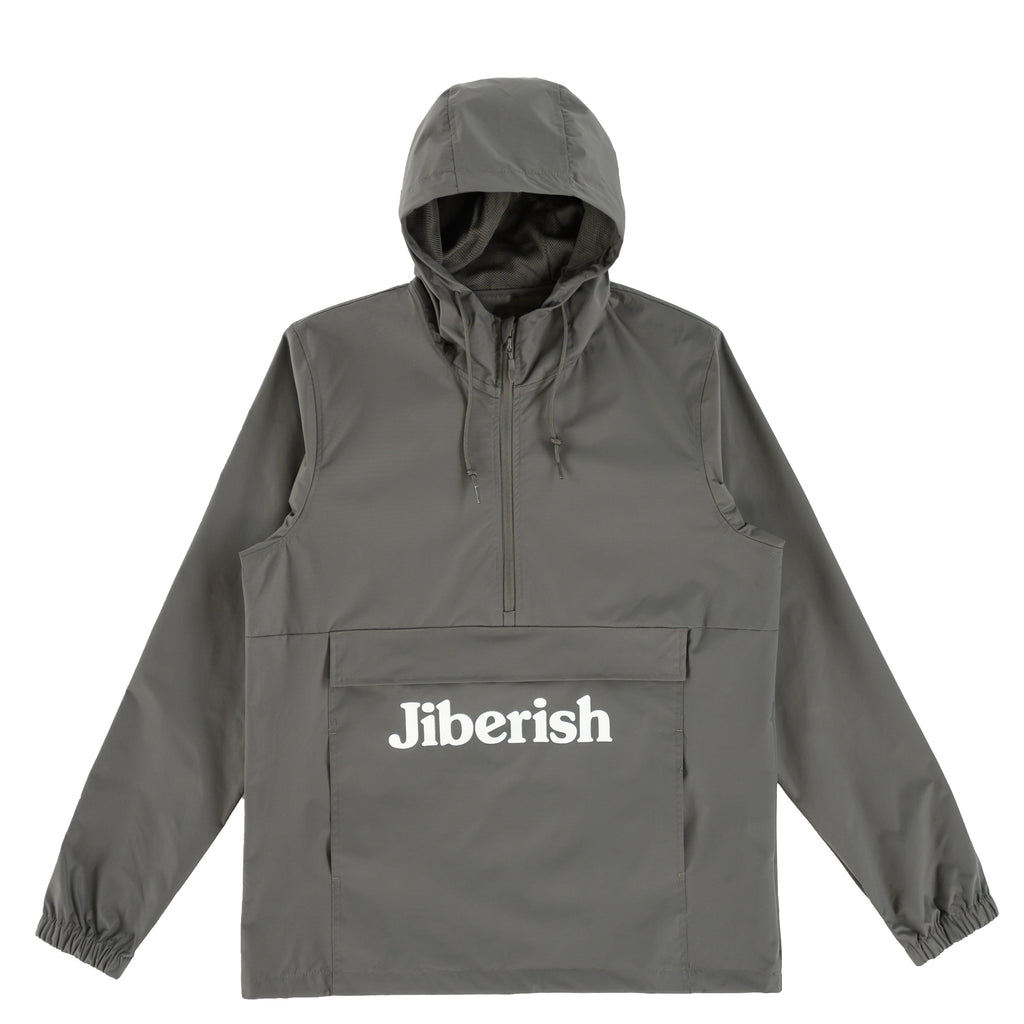 Hometown Anorak Graphite