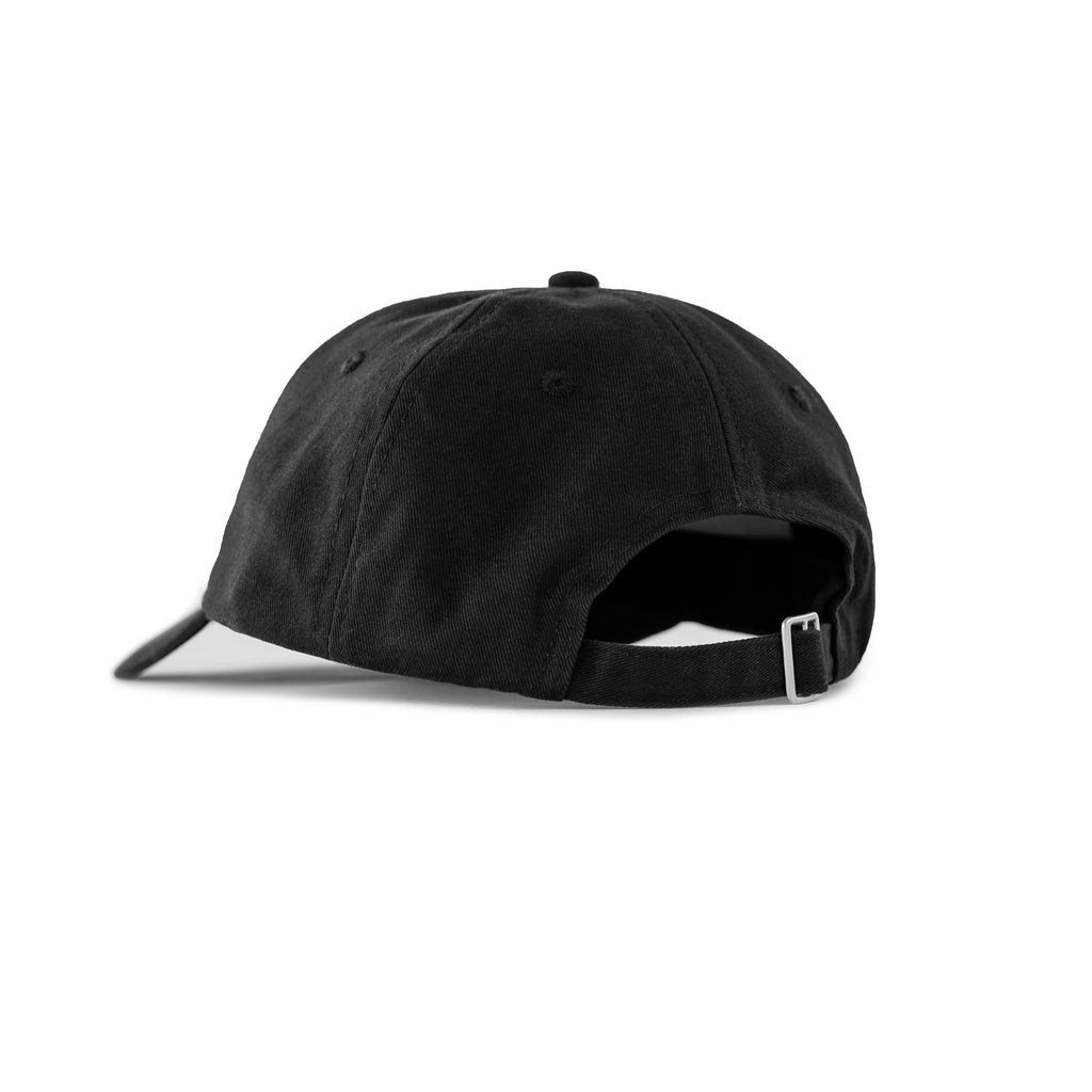 Hot Dogger Dad Hat Black