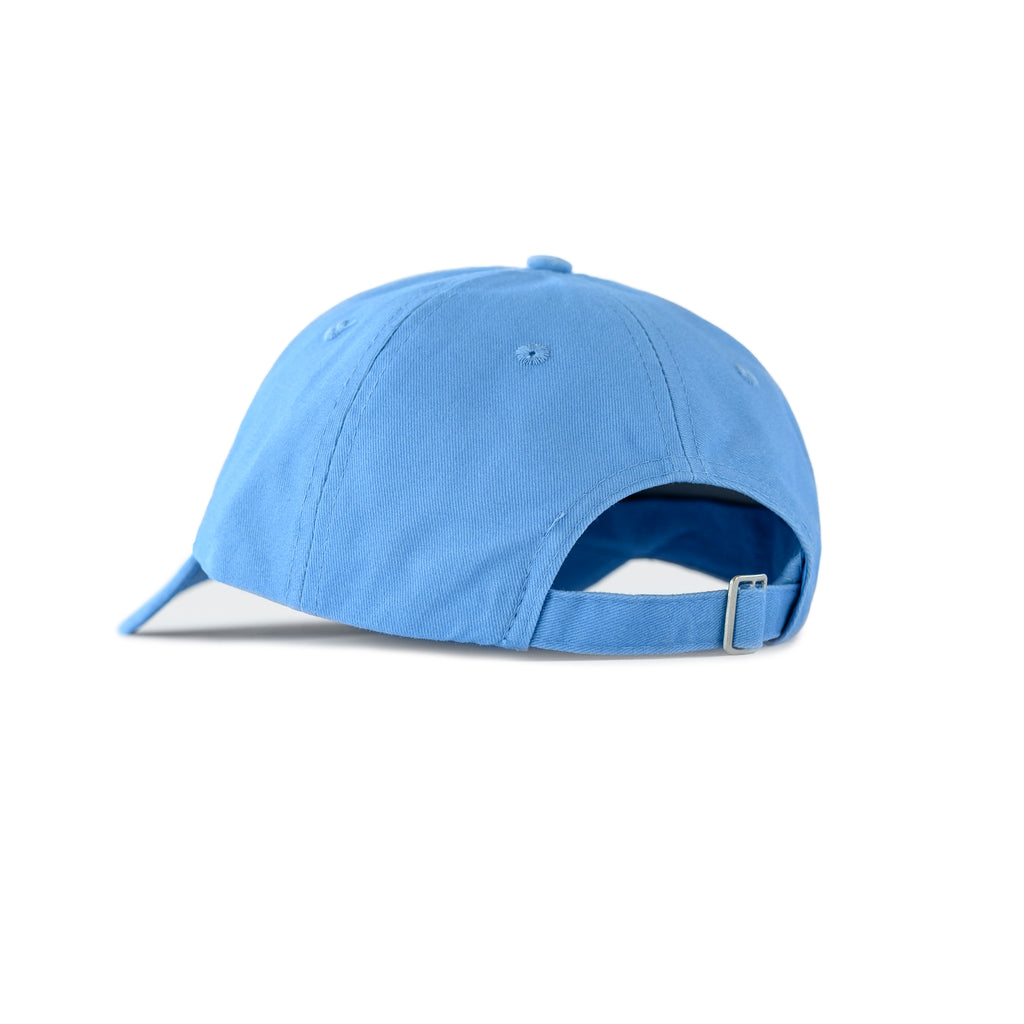 Hot Dogger Dad Hat Carolina Blue