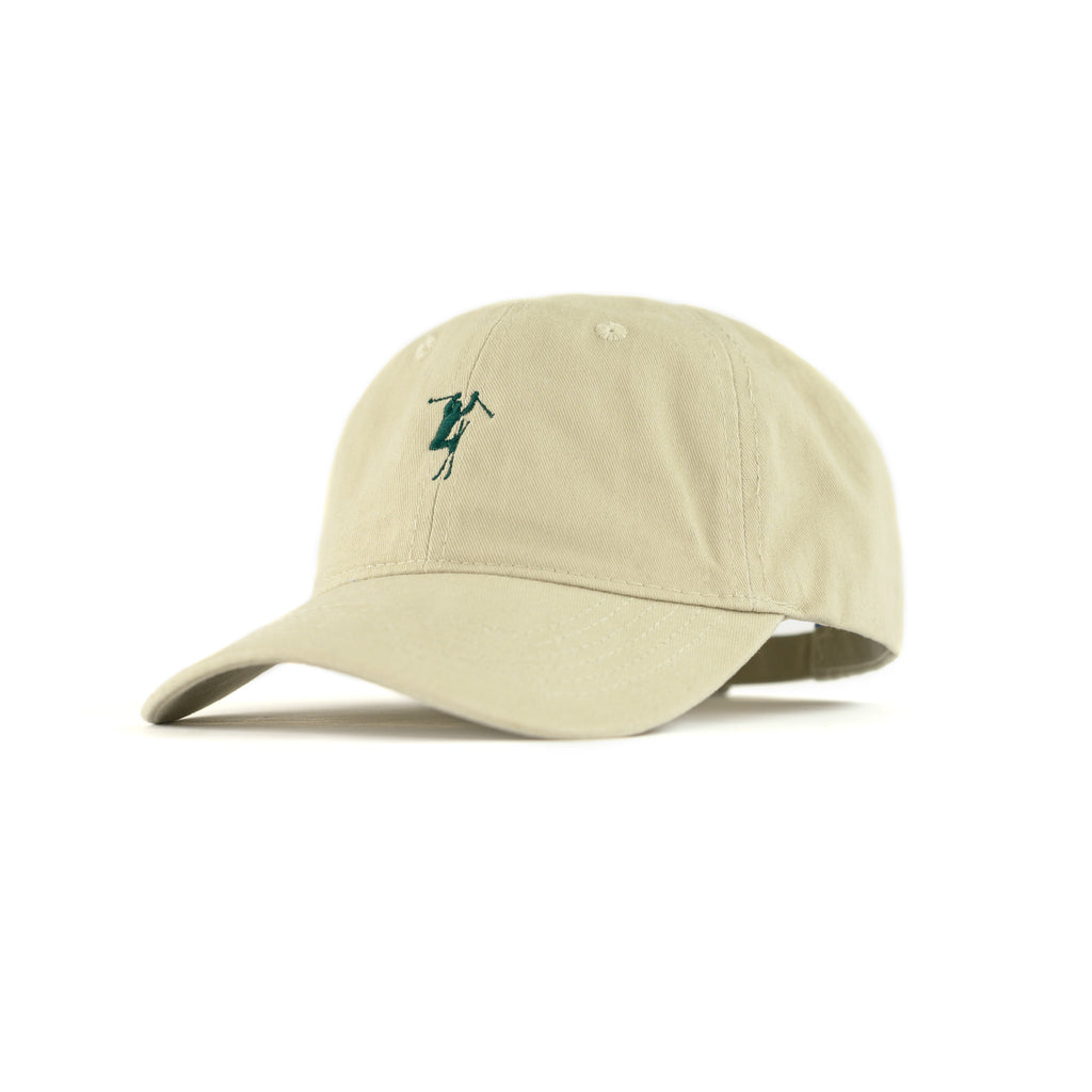 Hot Dogger Dad Hat Stone