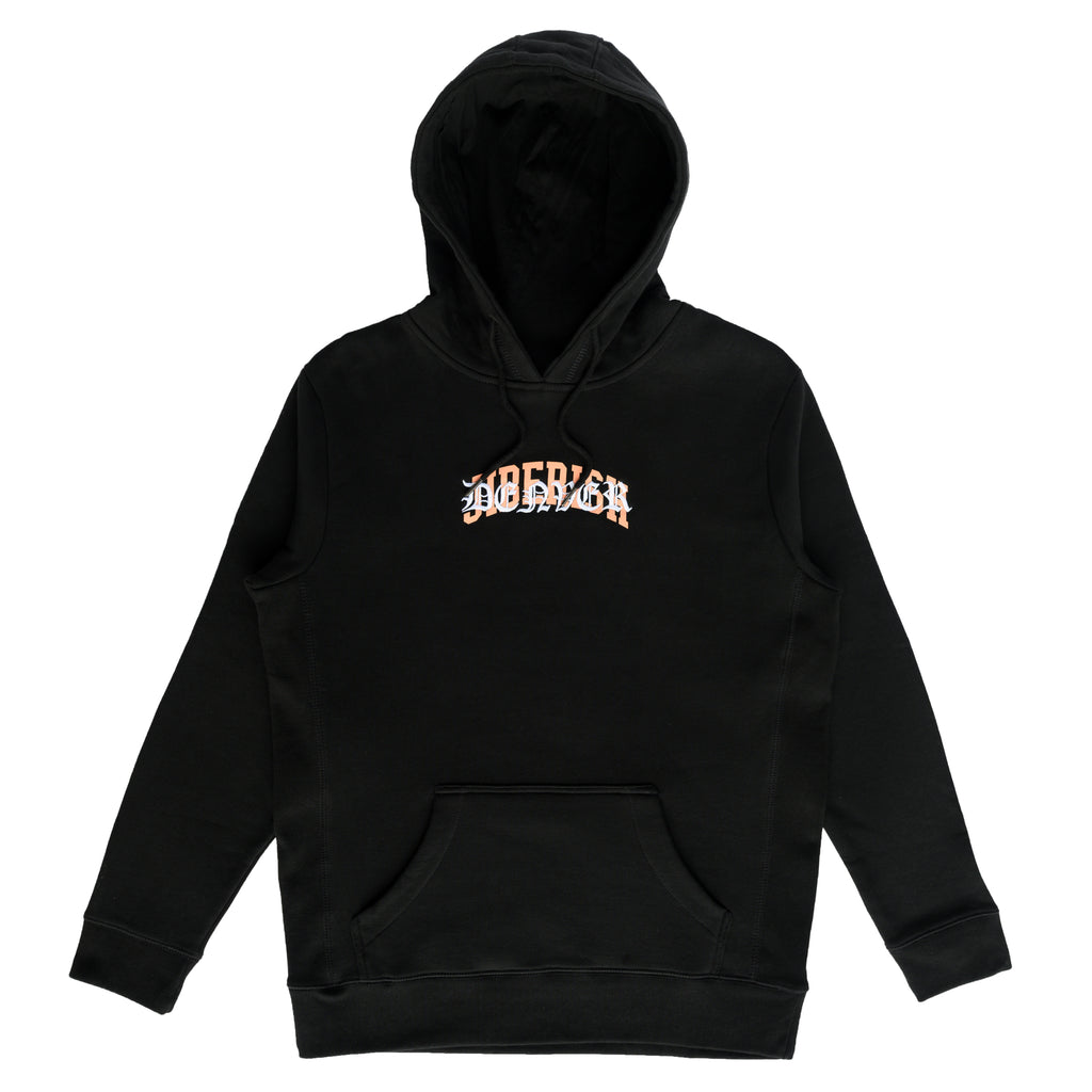First Team Hoodie Black