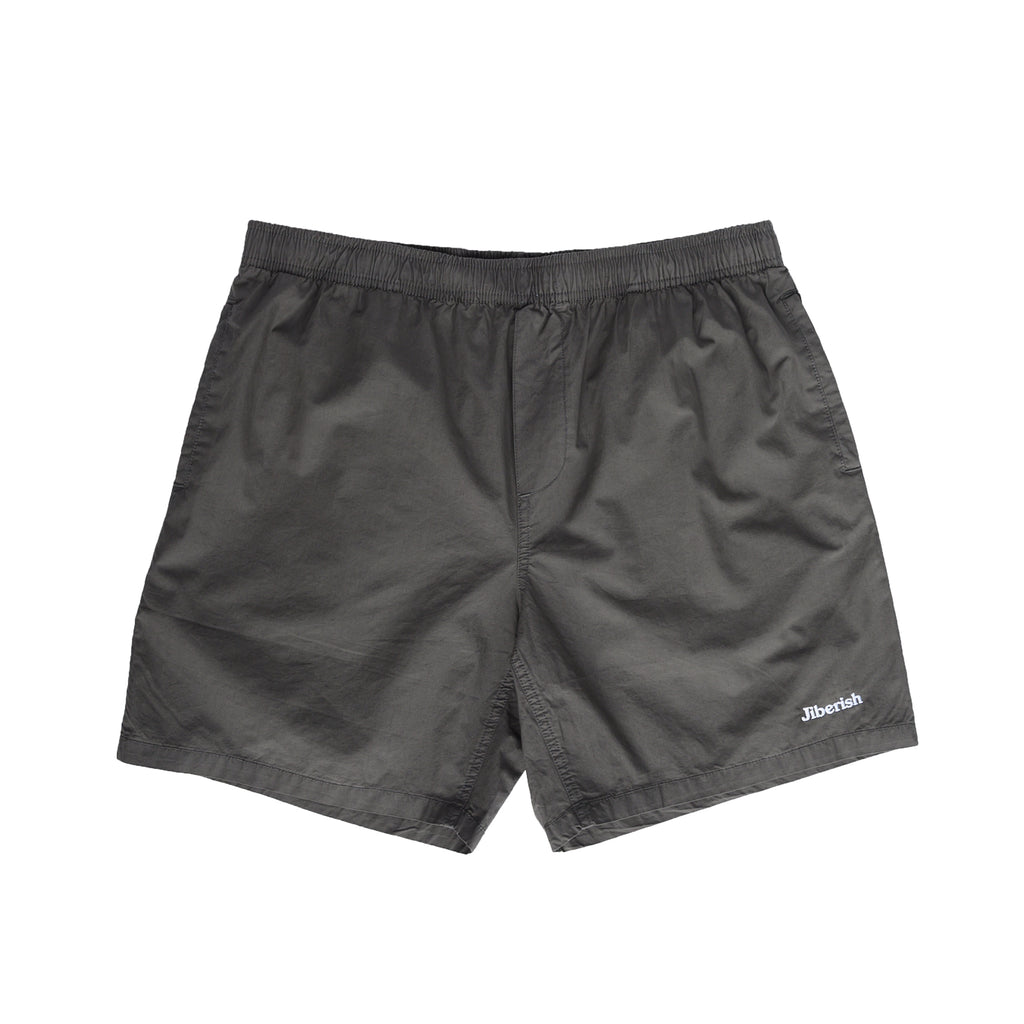 Hometown Beach Short Charcoal