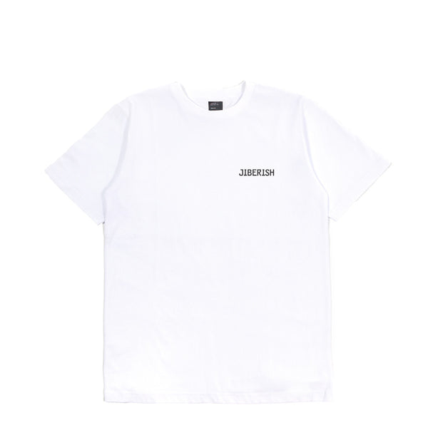 Snake in the Grass Tee White