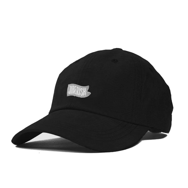 Pennant Unstructured 6-Panel Black