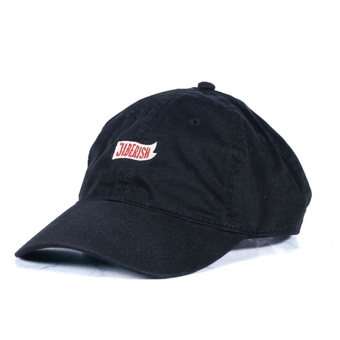 Pennant Unstructured 6 Panel - Black