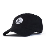 Lo-Lifes Unstructured 6-Panel Black