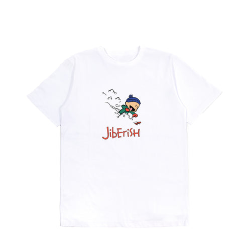 Magical World Tee White