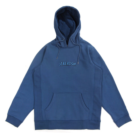 Saturday Morning Hoodie Blue
