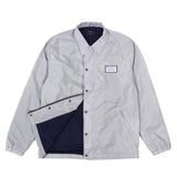 Freeway Coaches Jacket Cool Grey
