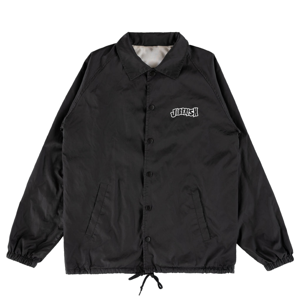 Crypt Keeper Coaches Jacket Black