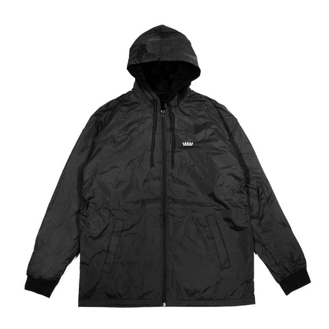 Elk Windbreaker Black