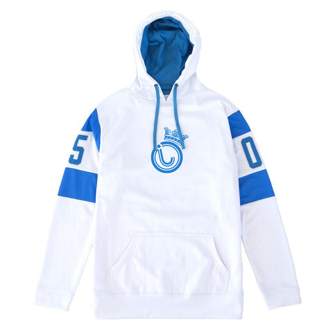 Team Edition Friday Night Lights Hoodie White