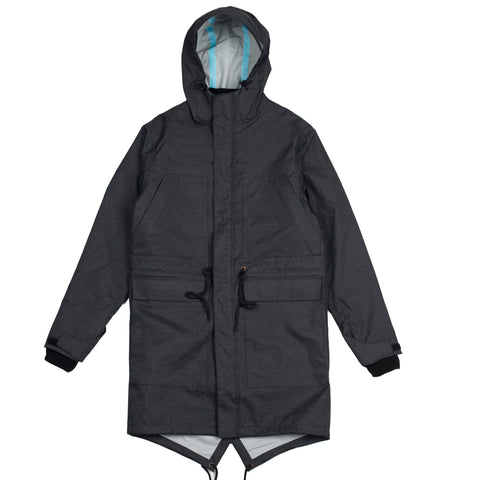 3L Fishtail System Jacket Black