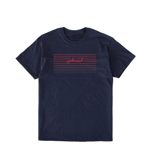 Gradient Tee Deep Navy