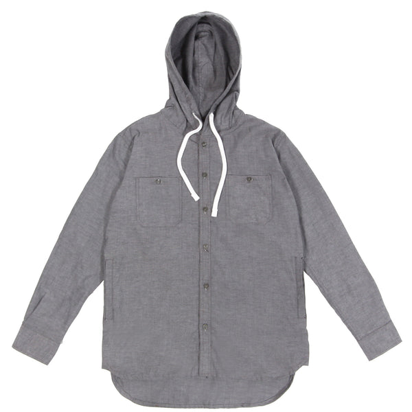 Chambreezy 16 Hoodie Grey