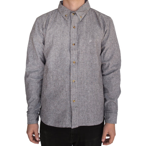 Script J Oxford Button Down