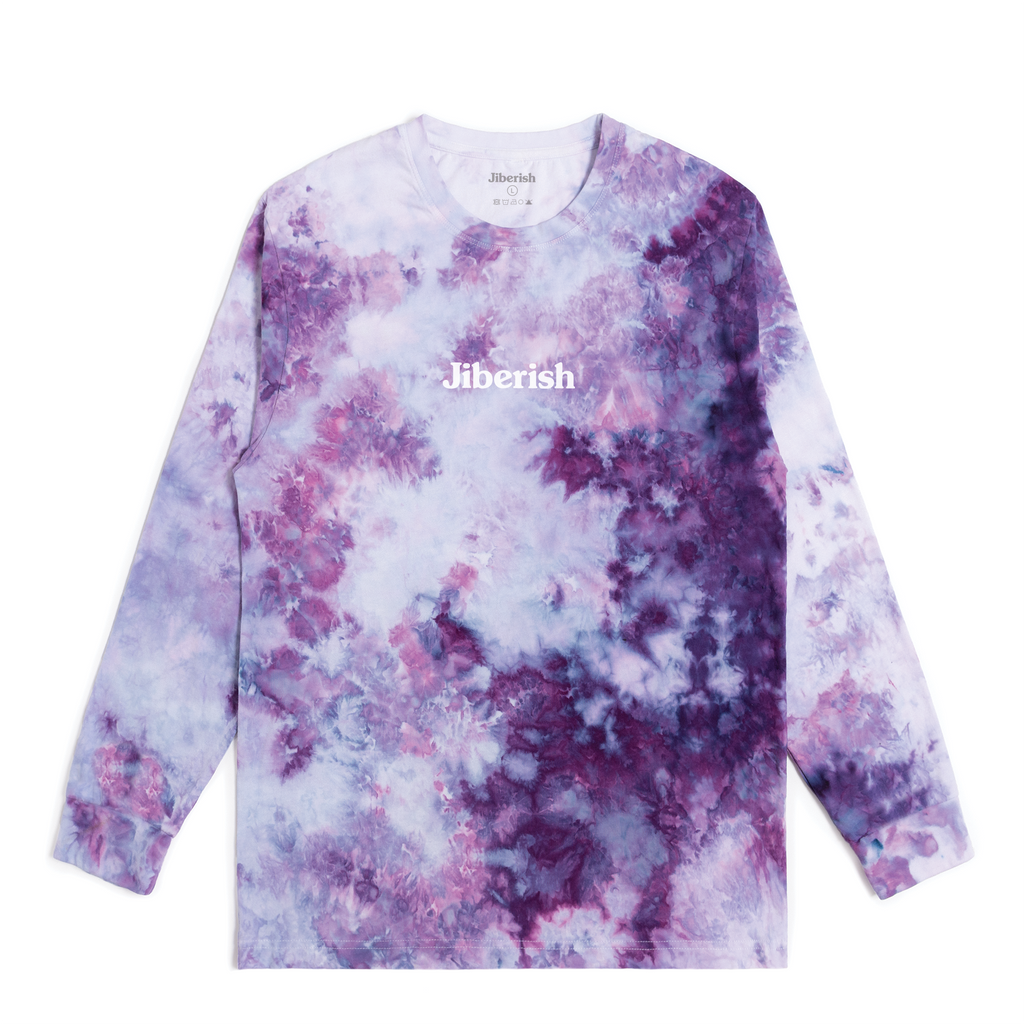 Hand Dyed Hometown Supima Long Sleeve
